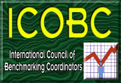 International Council of Benchmarking Coordinators logo